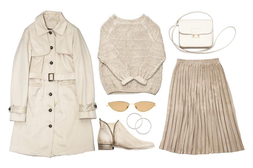 Comment porter la jupe en cuir cet hiver?