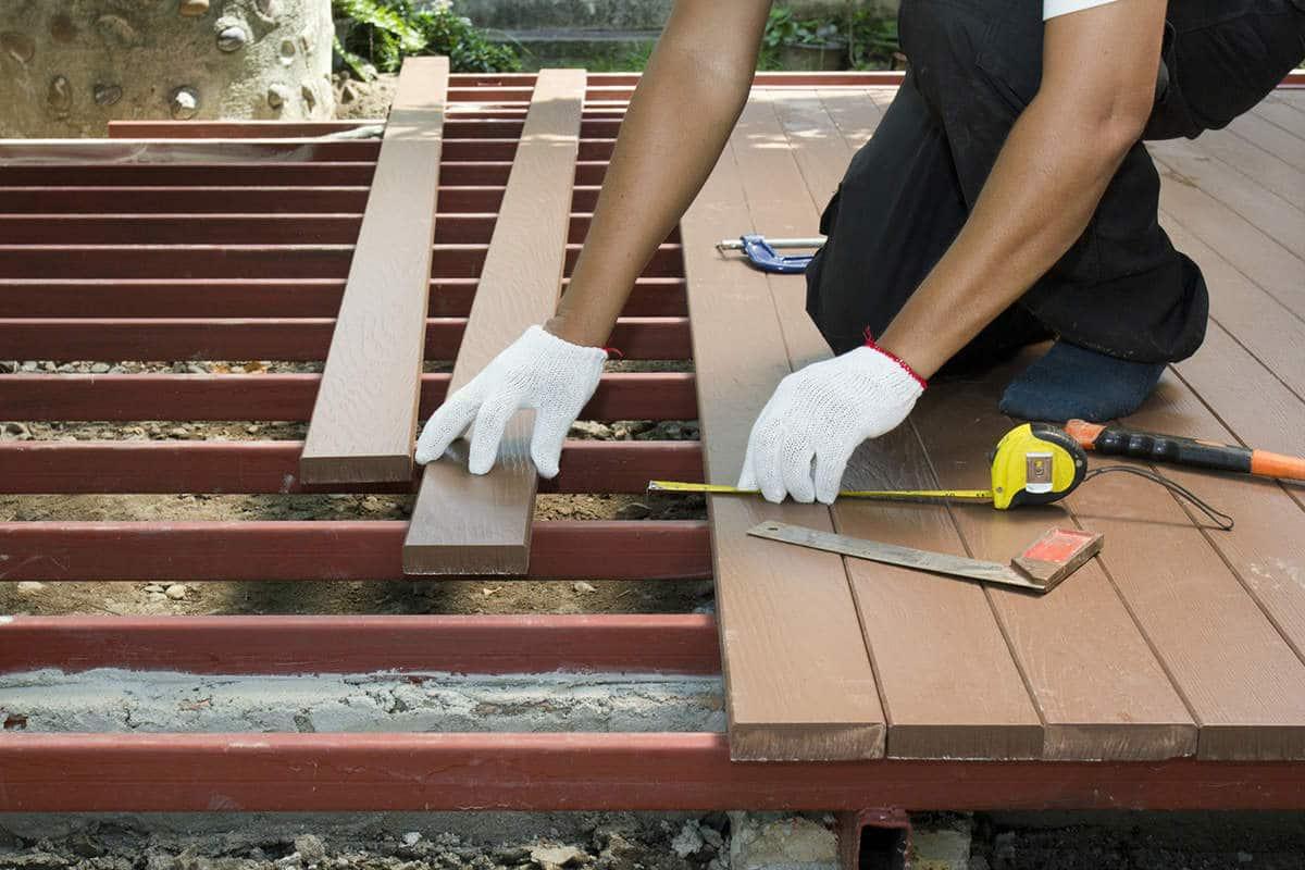 Prix d'une terrasse en bois : quel budget faut-il prévoir ?